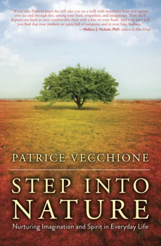 9781582705002: Step into Nature: Nurturing Imagination and Spirit in Everyday Life