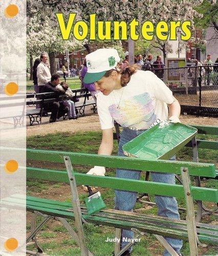 Volunteers (Newbridge Discovery Links, Social Studies, Fluent Level): Judy Nayer