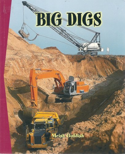 9781582737218: Big Digs (Newbridge Discovery Links, Nonfiction Guided Reading, Set B)