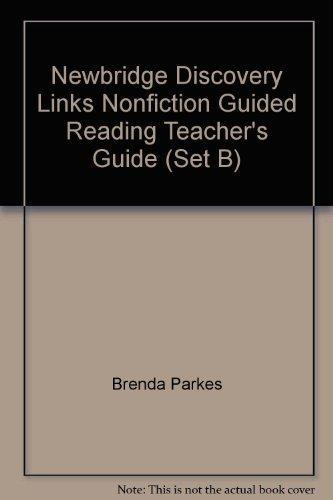 9781582737379: Newbridge Discovery Links Nonfiction Guided Reading Teacher's Guide (Set B)