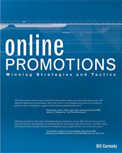 9781582751320: Online Promotions: Winning Strategies and Tactics