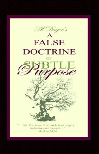 9781582751504: A False Doctrine of Subtle Purpose