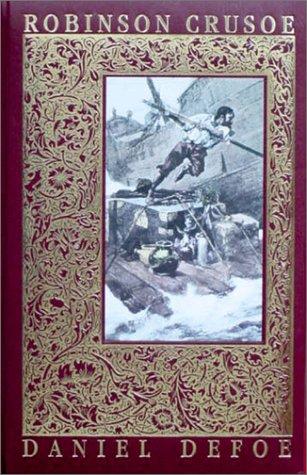 Robinson Crusoe- Signature Classics (Signature Classics Series) (1582790469) by Defoe, Daniel; Grandville, J. J.