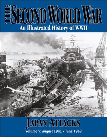 The Second World War Vol. 5 -: Hammerton, J. A.