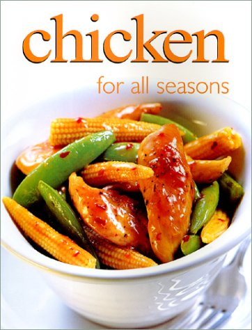9781582791418: Ultimate Cook Book: Chicken for all Seasons