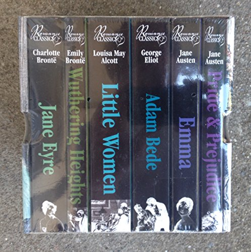 Jane Eyre/ Wuthering Heights/ Little Women/ Adam: Emily Bronte, George