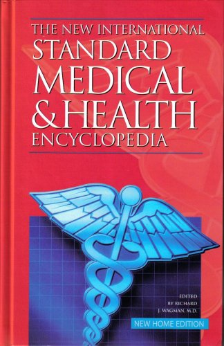 9781582795249: The New International Standard Medical & Health Encyclopedis Home Edition Volumes 1 & 2 (Deluxe Volume 1 & 2)
