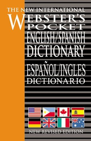 The New International Webster's Pocket English/Spanish Dictionary (9781582796123) by Trident Press International