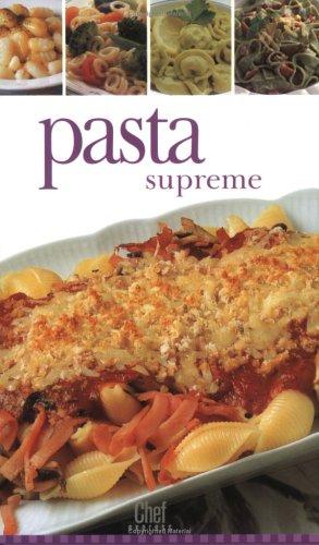 9781582796604: Chef Express: Pasta Supreme