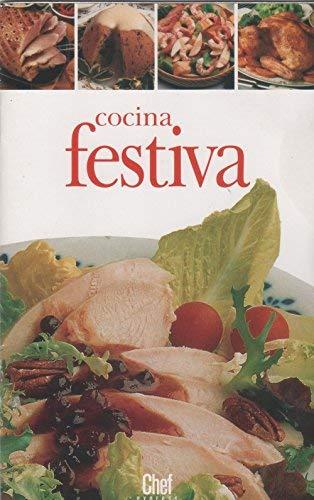 Ces III Cocina Festiva (Chef Express) (Spanish Edition)