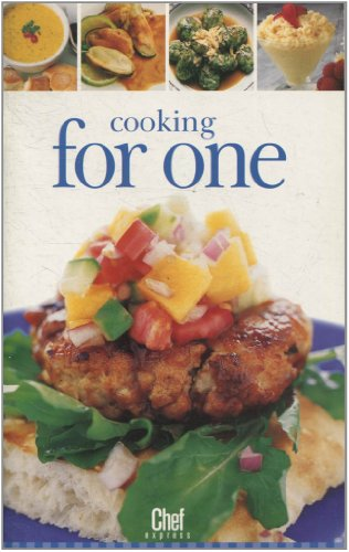 9781582797342: Cooking for One (Chef Express)