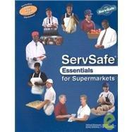 9781582800851: Servsafe Essentials for Supermarkets