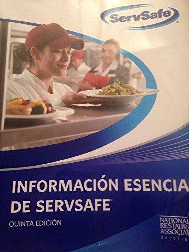 Informacion Esencial de Servsafe, Quinta Edicion: Unstated