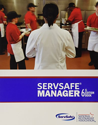 9781582802985: ServSafe Manager Book 6th Ed (without Exam Answer Sheet)