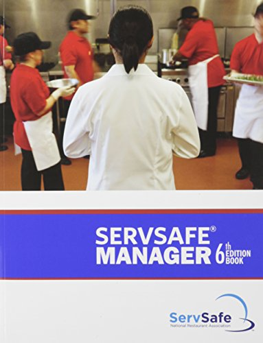 9781582802992: Servsafe Manager, 6th Edition