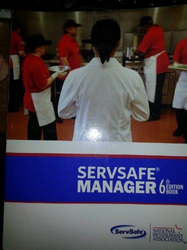 9781582803005: SERVSAFE MANAGER BOOK-W/EXAM SHEET