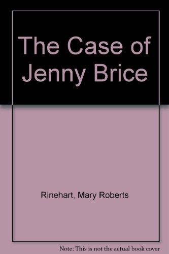 9781582876535: The Case of Jenny Brice