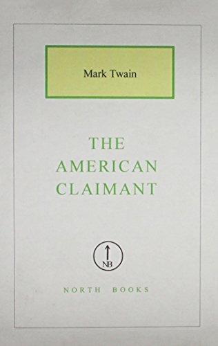 9781582877907: The American Claimant