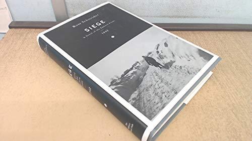 Siege: A Novel of the Eastern Front,: Schneider, Russ