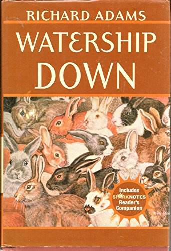 9781582880952: Watership Down (SparkNotes Reader's Companion)