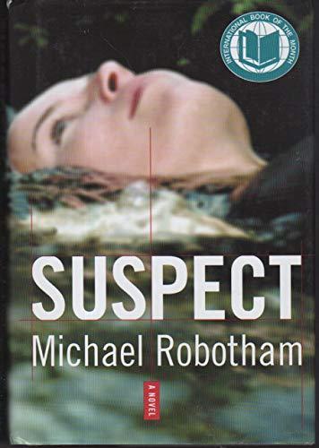 Suspect: Michael Robotham