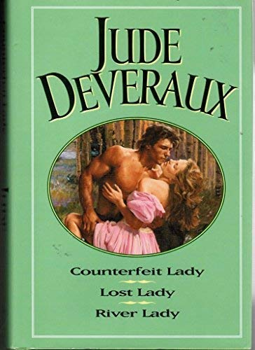 Jude Deveraux James River Trilogy (Counterfeit Lady,: Jude Deveraux