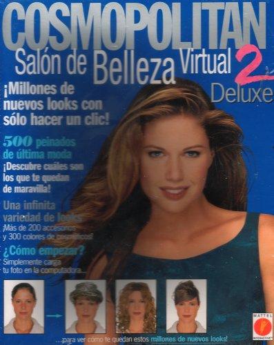 Cosmopolitan Salon De Belleza Virtual Deluxe 2: Millones De Nuevos Looks Con Solo Hacer Un Clic, ...