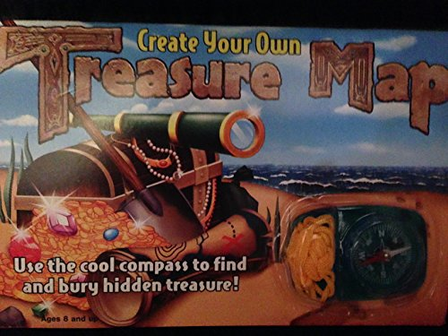 Create Your Own Treasure Map: Laura Mahaney