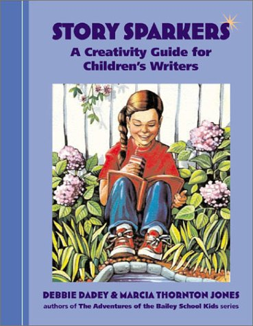 9781582970196: Story Sparkers : A Creativity Guide for Children's Writers
