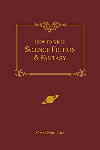 9781582971032: How to Write Science Fiction & Fantasy
