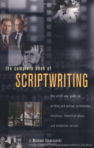 9781582971582: The Complete Book of Scriptwriting
