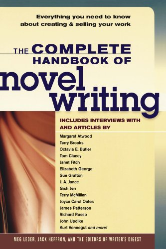 9781582971599: The Complete Handbook of Novel Writing