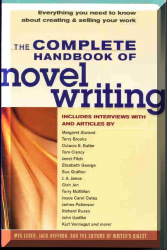 9781582971605: The Complete Handbook of Novel Writing