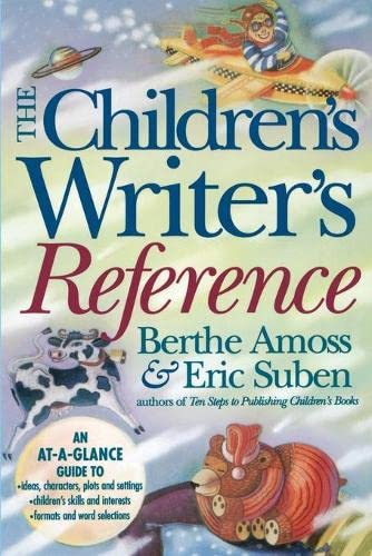 Childrens Writers Reference: Eric Suben
