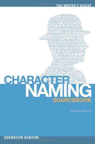 9781582972954: The Writer's Digest Character Naming Sourcebook