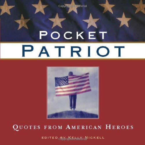 Pocket Patriot (1582973709) by Writers Digest Books