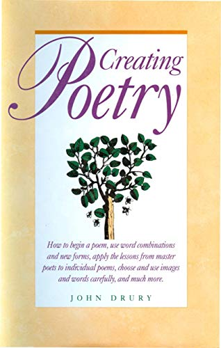 9781582974637: Creating Poetry