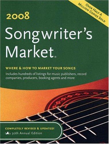 2008 Songwriter's Market: Ian Bessler
