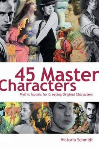 9781582975221: 45 Master Characters