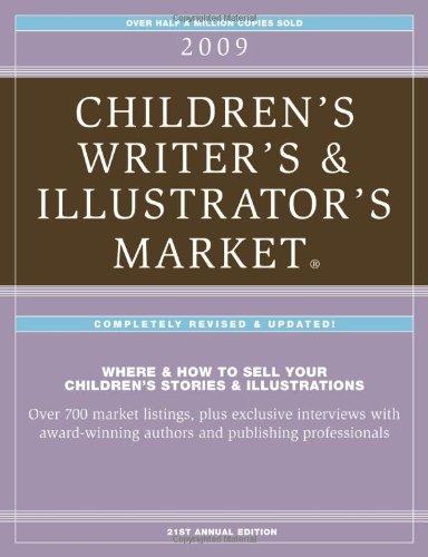 9781582975498: 2009 Children's Writer's & Illustrator's Market