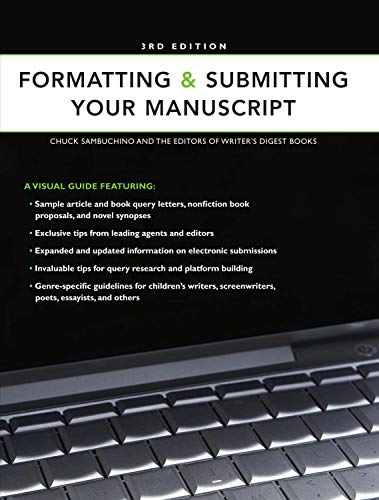 9781582975719: Formatting & Submitting Your Manuscript