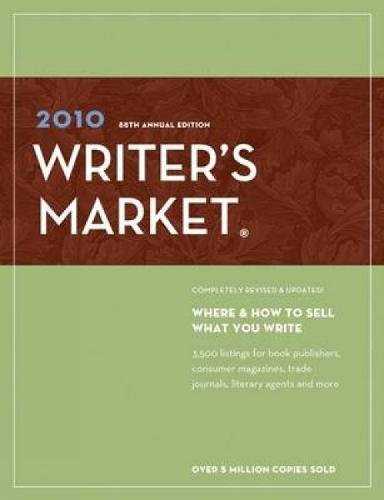 2010 Writer's Market (1582975795) by Robert Lee Brewer