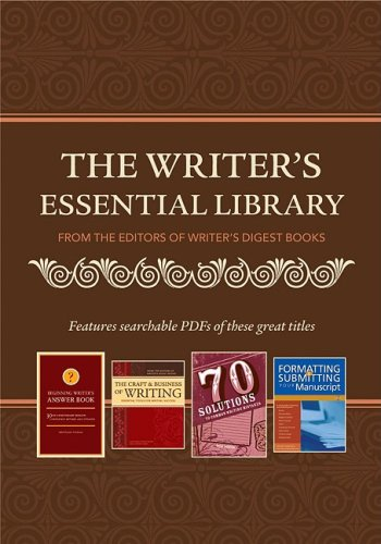The Writer's Essential Library (CD) (1582976023) by Editors of Writer's Digest Books