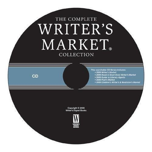 The Complete Writer's Market Collection (CD) (158297604X) by Editors of Writer's Digest Books
