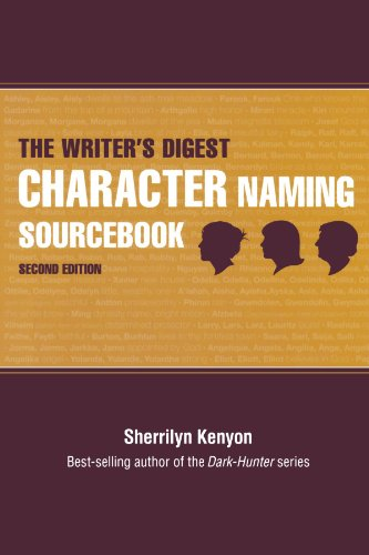 9781582979205: The Writer's Digest Character Naming Sourcebook