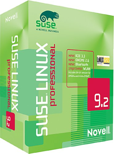 9781582982366: Suse Linux Professional 9.2