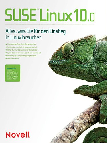 9781582982885: SUSE LINUX 10.0 deutsch