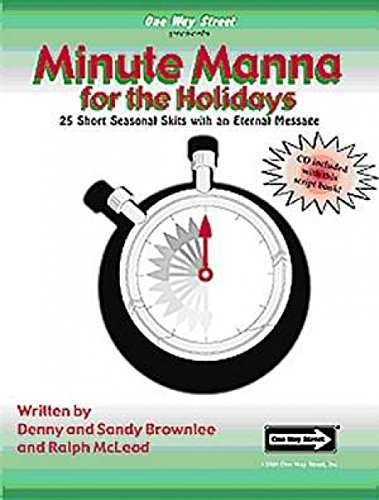 Minute Manna for the Holidays: 25 Short: Denny Brownlee, Sandy