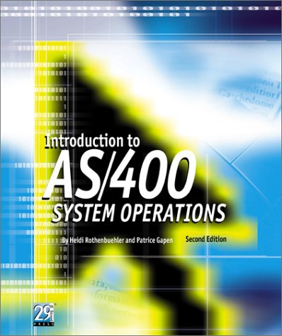 9781583040454: Introduction to As/400 System Operations