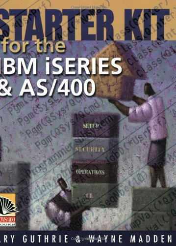 9781583040843: Starter Kit for the IBM iSeries and AS/400